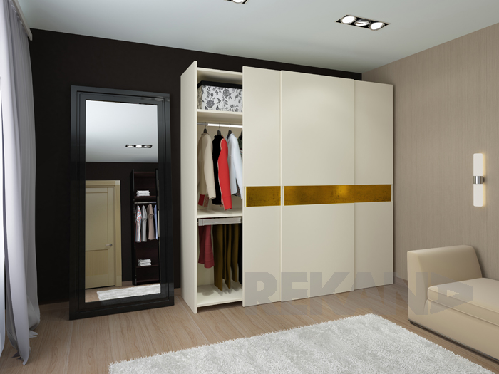 Шкаф с навесными дверями своими руками.